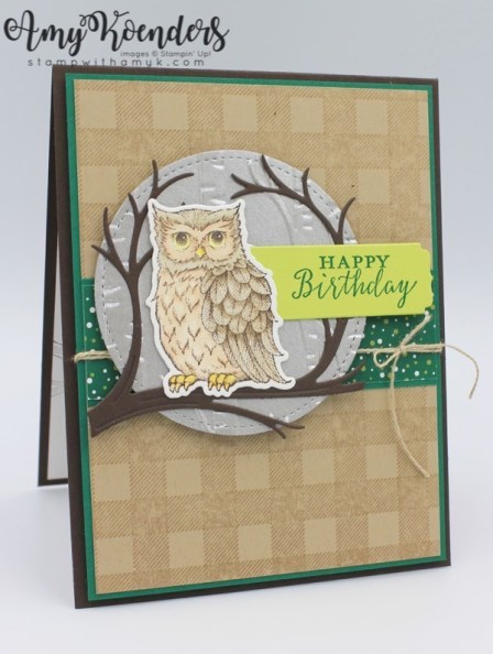 stampin up still night birthday card stamp with amy k