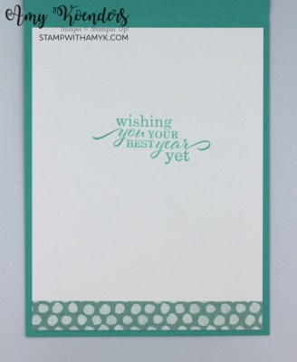Stampin' Up! Butterfly Brilliance Birthday Card