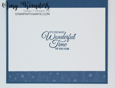 Stampin' Up! Bright Baubles Merry & Bright Christmas Card