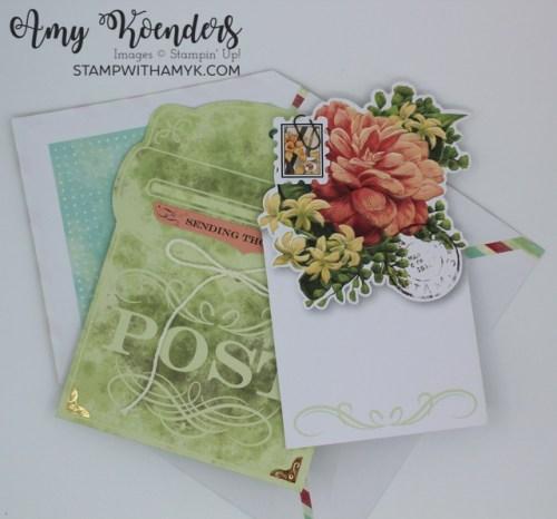 Stampin' Up! Precious Parcel Card Kit
