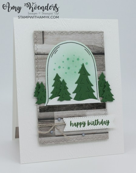 Stampin' Up! Classic Cloche Birthday Card