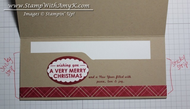 Envelope Punch Board Money Holder Tutorial Amp New Everyday Occasions Cardmaking Kit Stamp With