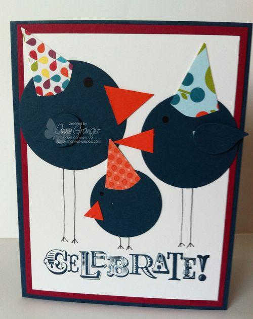 Bird card copy