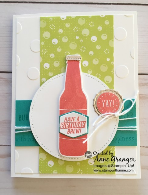 Bubble Over Bundle by Stampin' Up!