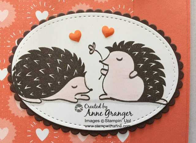 Hedgehugs Stamp Set by Stampin' Up!