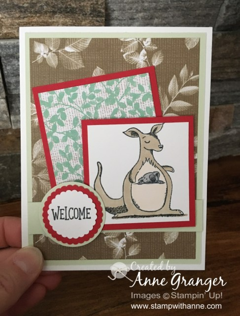 Animal Outing by Stampin' Up! - Saturday Facebook Live