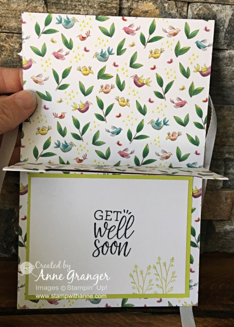 Sunday Facebook Live Projects - Stamp With Anne