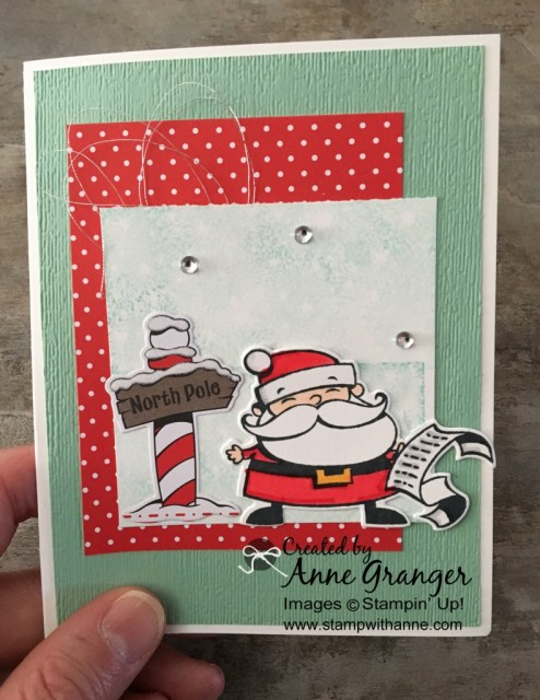 Signs of Santa Bundle by Stampin' Up!