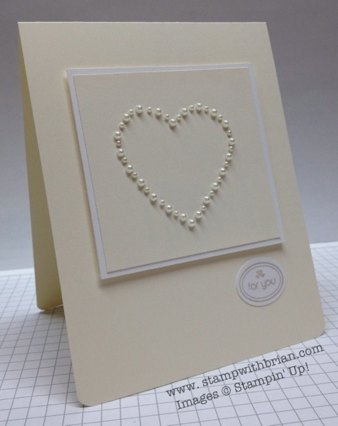 www.stampwithbrian.com - CAS Valentine