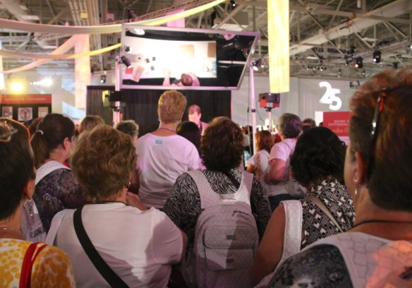 Brian King, Stampin' Up! Convention presentation