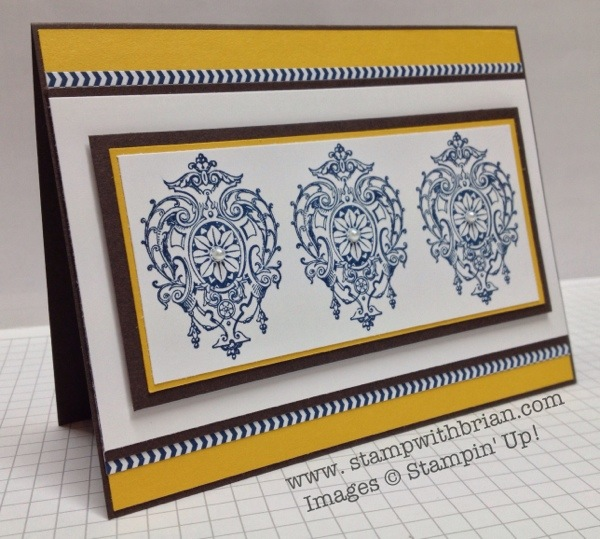 Lovely Romance, Stampin' Up!, Brian King, PPA170