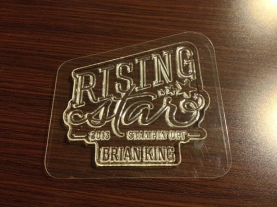 Rising Star Retreat, Stampin' Up!, Brian King