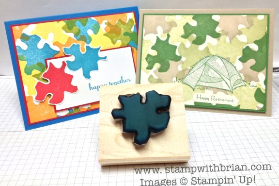 Stampin' Up! Undefined, stamp carving, Brian King