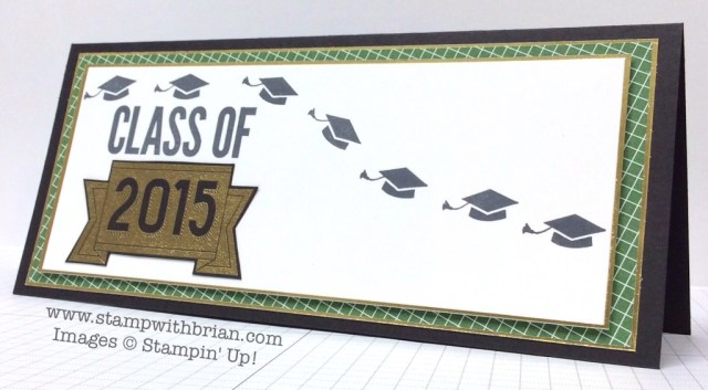 Class of 2015, Stampin' Up!, Brian King, PPA242