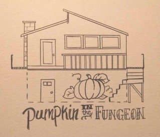 pumpkin in the fungeon