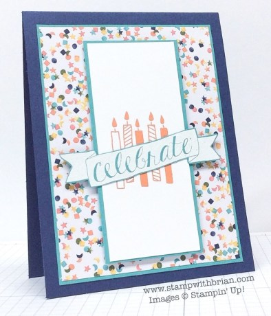 Ballon Bash, Stampin' Up!, Brian King, PPA248