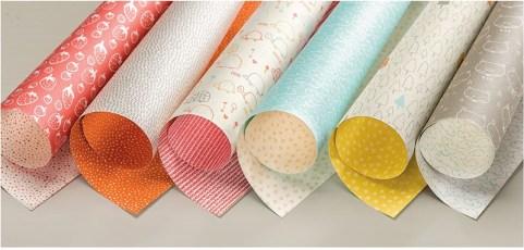 Sweet Li'l Things Designer Series Paper, Stampin' Up!