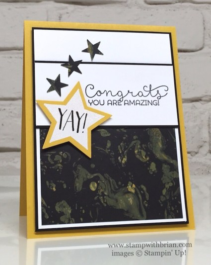Confetti Celebration, Cottage Greetings, Stampin' Up!, Brian King, CYCI#122, PP297