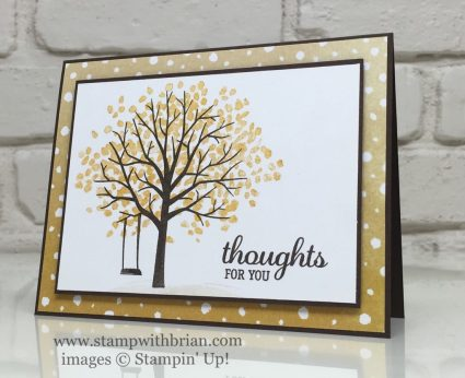 Sheltering Tree, Best Birds, Stampin' Up!, Brian King, GDP056
