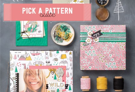 Pick a Pattern Suite, Stampin' Up!