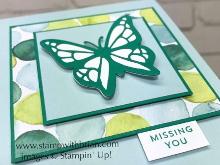 Move Me Thinlits, Oh So Eclectic, Naturally Eclectic Designer Series Paper, Stampin' Up!, Brian King, GDP096