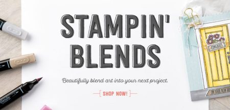 Stampin' Blends, Stampin' Up!, Brian King