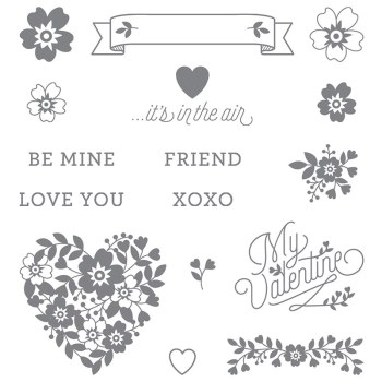 Bloomin' Love, Stampin' Up! 140643