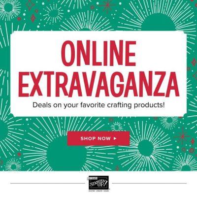 Stampin' Up!'s 2017 Online Extravaganza