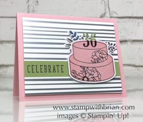 Sweet Soirée Embellishment Kit, Color Me Happy, Stampin' Up!, Brian King