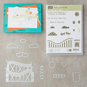 Let the Good Times Roll Bundle, Stampin' Up! 145959