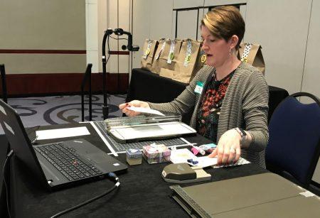 Julie DiMatteo presents, Brian' Spring Stamp-Along, Brian King