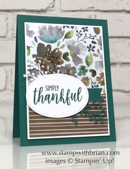 Country Home, Stampin' Up!, Brian King