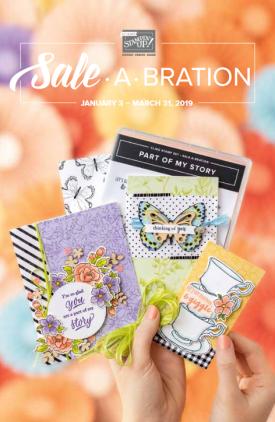2019 Sale-a-Bration cover