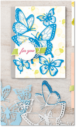 Beauty Abounds Sample, Stampin' Up!