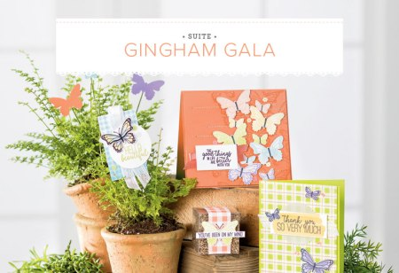 Gingham Gala Suite, Stampin' Up! 2019 Occasions Catalog, 11026