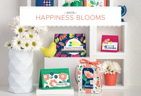Happiness Blooms Suite, Stampin' Up! 2019 Occasions Catalog, 11025