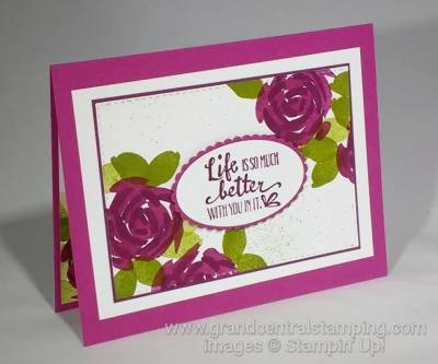 by Deb Cozzone, Stampin' Up!