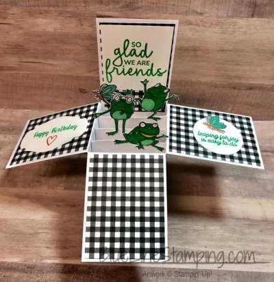 by Jackie Beers, Stampin' Up!