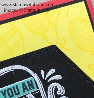 Everything Amazing, Stampin' Up!, Brian King