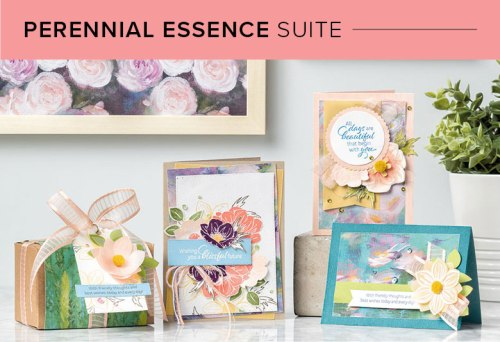 Perennial Essence Suite, 101009, Stampin' Up! 2019 Annual Catalog
