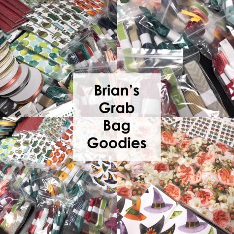 Brian's Grab Bag Goodies, Brian King