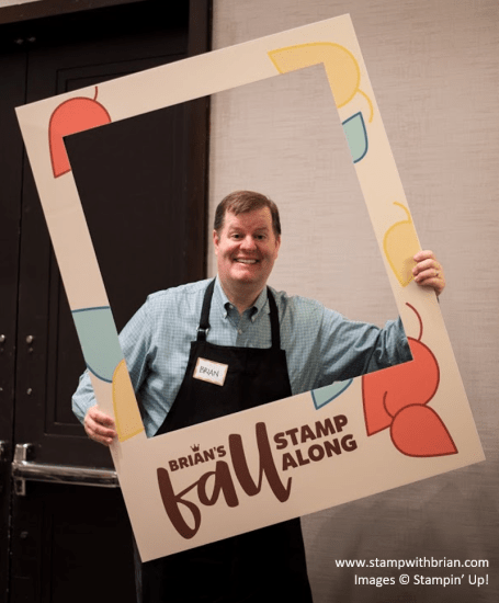 Brian's Fall Stamp-Along 2019, Brian King