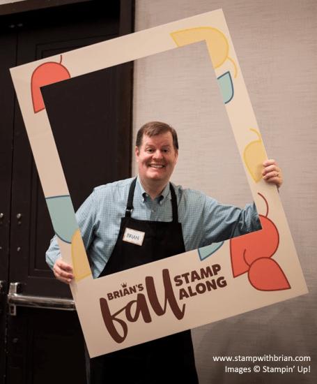Brian's Fall Stamp-Along 2019, Brian King
