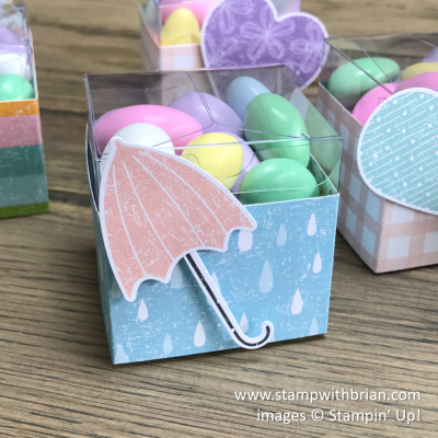 Pleased as Punch Spring Treats, Stampin Up!, Brian King