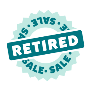 Retired Products Sale