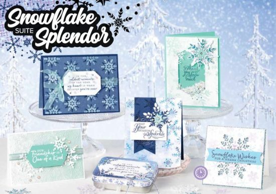 Snowflake Splendor Suite, Stampin Up!
