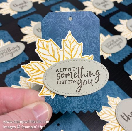 Fancy Phrases, Gather Together, Stampin Up!, Brian King