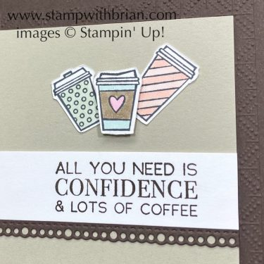 Press On, Stampin Up!, Brian King
