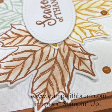 Gather Together Bundle, Stampin Up!, Brian King