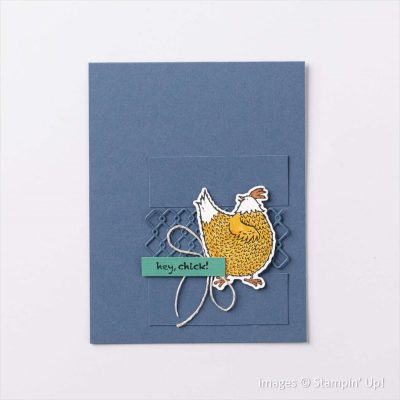 Hey Chick Bundle, Stampin Up! samples, 158627